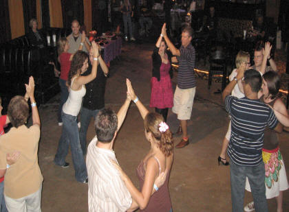 Swing Dance Instruction Photo